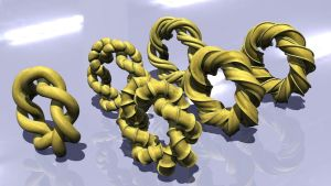 Wings 3D Borromean Knot tut by davidbrinnen