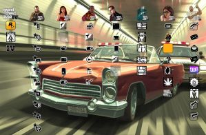 Grand Theft Auto 4 - PS3 Theme by yorksensation