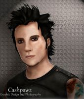 Mr. Syn Gates by Cashpawz