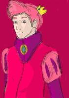Prince Gumball (Art trade) by iTriela