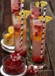 Pomegranate Lemonade (homemade) by theresahelmer