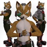 STARFOX - McCloud Preview by UnrealFox