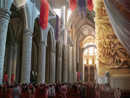 Citadel Main Hall by painted-bees
