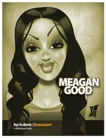 Caricature of Miss Good by braeonArt