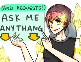 NWG: Ask Leon! and Requests!! (DONE) by chun-bun