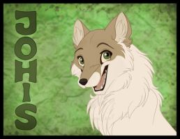 Johis - Badge by DolphyDolphiana