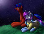 AT:: Under the Stars by quila111