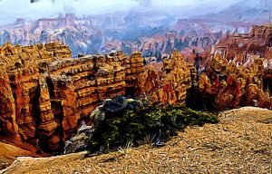 Bryce Canyon - Utah by montag451