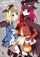 BB - halloween day by siostra-aisu