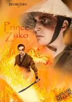 Zuko Alone by ShadowBuuProductions