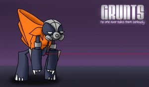 Grunts by Gimpbeast