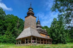 Church from Kanora by roman-gp