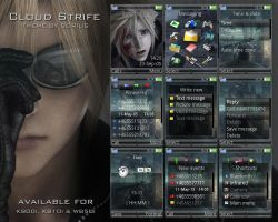 Cloud Strife Theme by Sorius14
