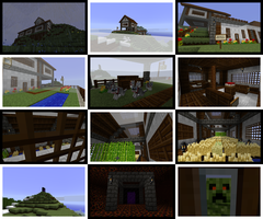 Minecraft - HM Farm Finished by Hiroplex