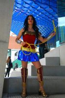 Wonder Woman I by Neville6000