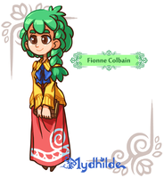 Mydhilde: Meet Fionne by The-Knick