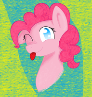 Pinkie Pie by DoughsDoodles