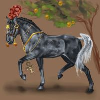 The King of Spain by FabulaX