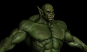 Orc by AndyCKH