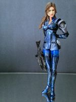 Play Arts Kai - Lara Croft - Alliance Uniform by 0PT1C5