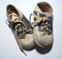 Baby Shoe 3 by EverydayStock