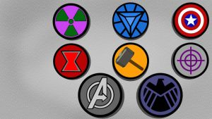 Avengers Icon Wallpaper by xxLoves-Kiryu-Zeroxx
