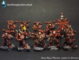 Chaps Space Marines by Brovatar