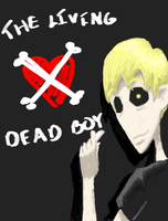 The Living Dead Boy cover? by myoneandonly
