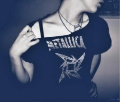 M for Metallica by Saturns-Child