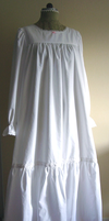 Jane Austen night gown by daiin