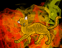 Lionblaze by Shatterwing123