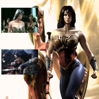 Injustice Wonder Woman by BatNight768