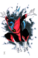 Nightcrawler by Hodges-Art