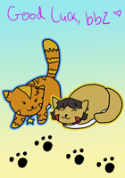 Neko Atsume by Hedgey
