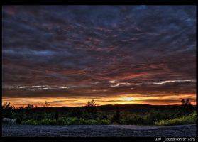 Paysage HDR by Judde