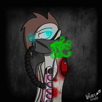 Toxicity .:Art Trade with Thatstupidguyinlife:. by Wolfdare