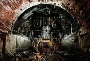 Manchester Drain 2 by Guerillaphotography