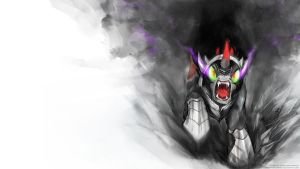 King Sombra (wallpaper ver) by slifertheskydragon