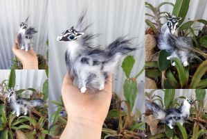 Arthila - Poseable Fantasy Creature - SOLD by SonsationalCreations