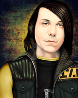 Commission - Fun Ghoul by LieutenantDeath
