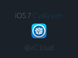 iOS7 Cydia icon by Vitalovitalo