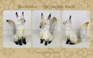 Fox:::Muramasa - The Demon Blade:::: by Witchiko