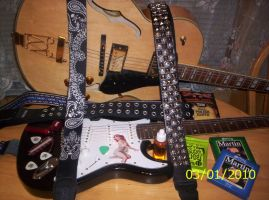 guitars and things by hesterkin