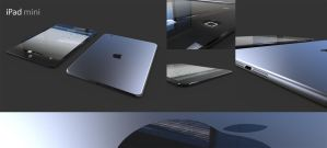 ipad mini EricDesign 2013 by 3DEricDesign