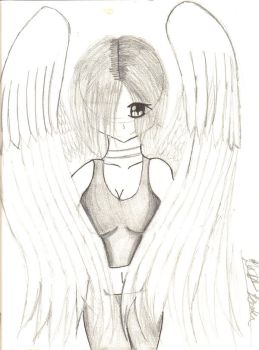 Angel Girl by M00nStorm