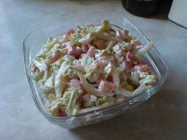 Demorfoza salad by demorfoza