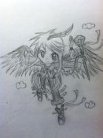 Flying!! by cakedesu1210