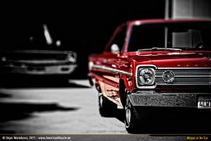 red hemi belvedere by AmericanMuscle