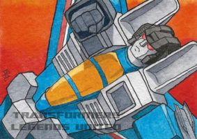 Thundercracker Award Card by Kenai-Okami75