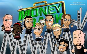 Money in the Bank - SmackDown by kapaeme